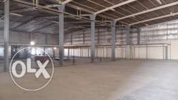3600mr Warehouse with 24 Rooms for rent