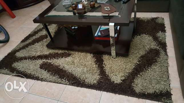 2 Carpets for sale 220x145cm and 173x115cm الغرافة -  1