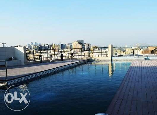 FF 3-BR Flat in AL Sadd,Gym,Pool,Spa,Jacuzzi,Sauna,Kids Area السد -  1