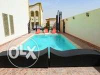 4 BHK Furnished Compound Villa in Ain Khalid