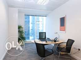Furnished Offices Suitable for New Business Setups