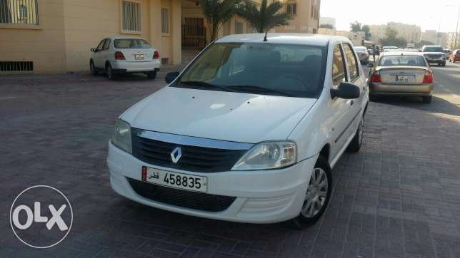 Renault logan with 2012 for sale