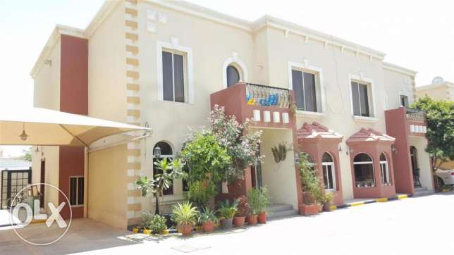 3 BHK Compound Villa With balcony,gymnasium and swimming pool At Old A