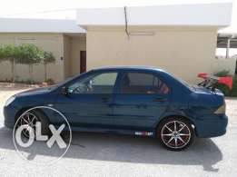 Mitsubishi Lancer modified for sale