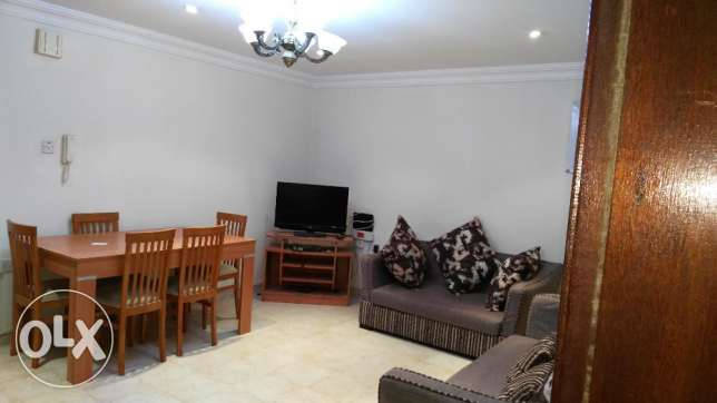 2 Bedroom Fully Furnished Flat For Rent At Muntaza