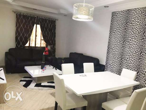 Fully/Furnished 2-Bedroom Flat IN Al Sadd (Near Millenium Hotel)