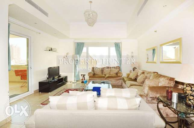 Amazing Furnished 2 Bed with Marina Sight الؤلؤة -قطر -  2