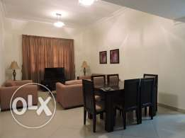 3 bedroom apartment in Al-Sadd (fully furnished)