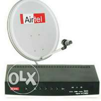 satellite dish tv for sale home delivarey fixing & install