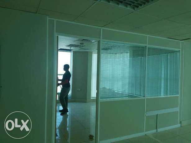 Office for rent in toyota signal doha