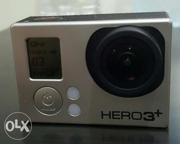 Gopro Hero 3+ Black Edition with freezing Issue