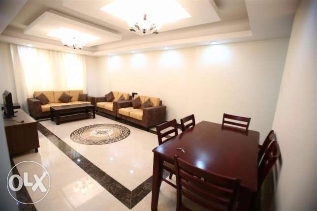 Beautiful 2 Bhk Fully Furnished Flat For Rent In Najma نجمة -  1