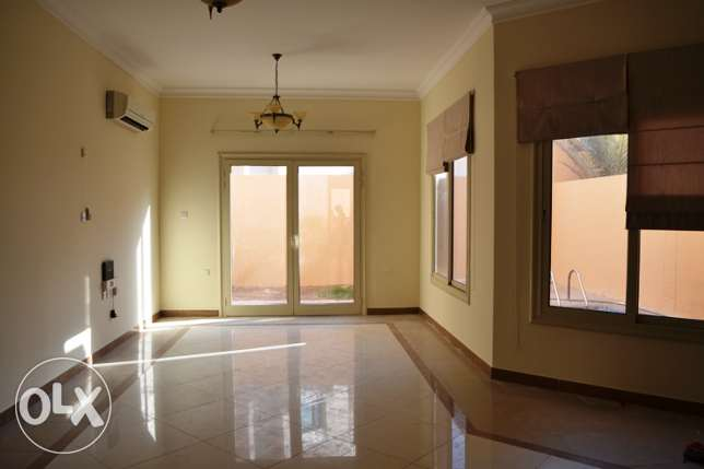 4 Beds Villa with Private Swimming Pool at Gharrafa ( 1 month free