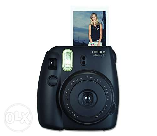 FUJIFILM Camera instax mini 8 +10 film sheets