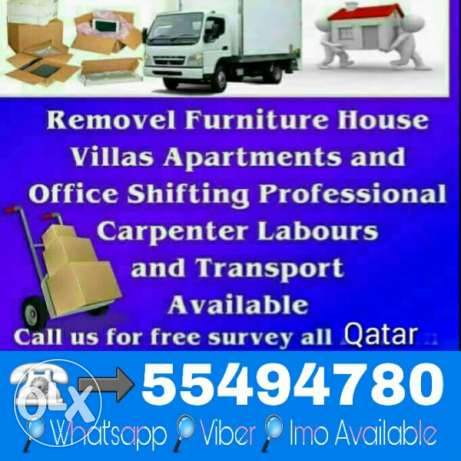Moving/Shifting,carpentry services