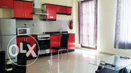 1-Bedroom Fully-Furnished Apartment in -{Muaither} -