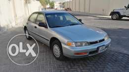Honda Accord 1997 6,000 QAR New Istimara till 12_11_2017