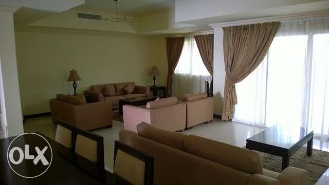 2 & 3 B/R F/F Compound Apartment + Villas in Al rayyan