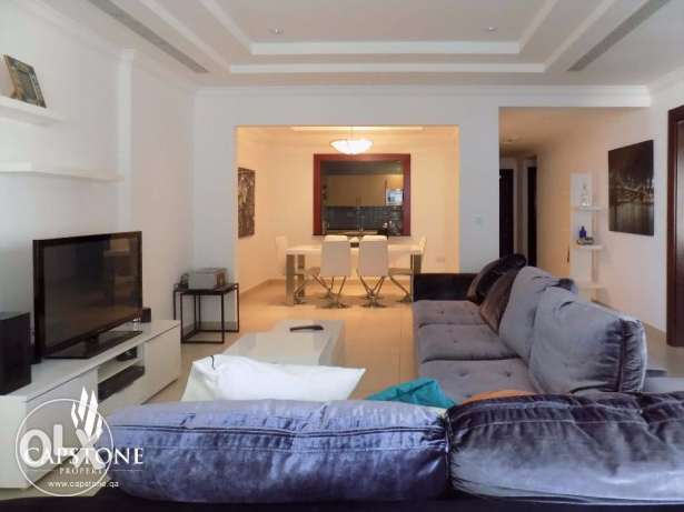 Special Offer! Beautifully Furnished 1BR Apt at Porto Arabia