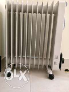 Geepas Oil heater