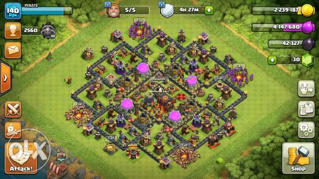 Th 10 max with builder base