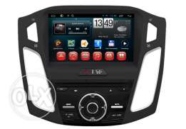 Ford Focus 2015 DVD Players In Cars GPS Navigation System Android