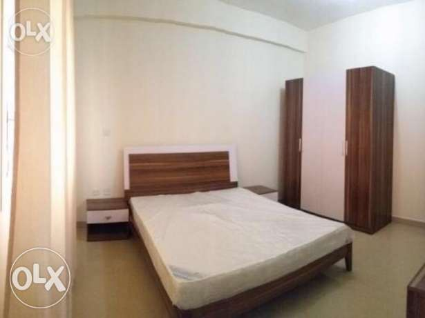 Fully Furnished 1bedroom Flat in umm ghuwailina 5000 Qr