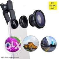 Camera Lens Kit for iPhone and Android Phones