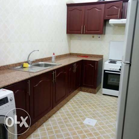 FF 2-BR Apartment in AL Nasr النصر -  1