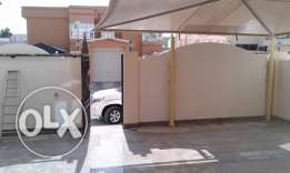 semi commercial villa c-ring road hilal