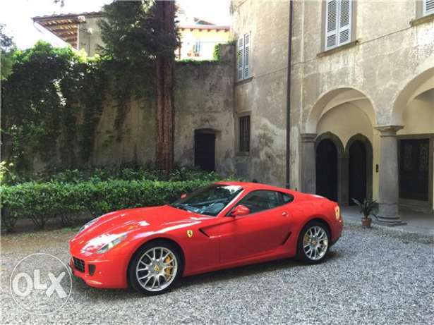 2007 - FERRARI 599 GTB FIORANO F1, Free Shipping - Negotiable Price,