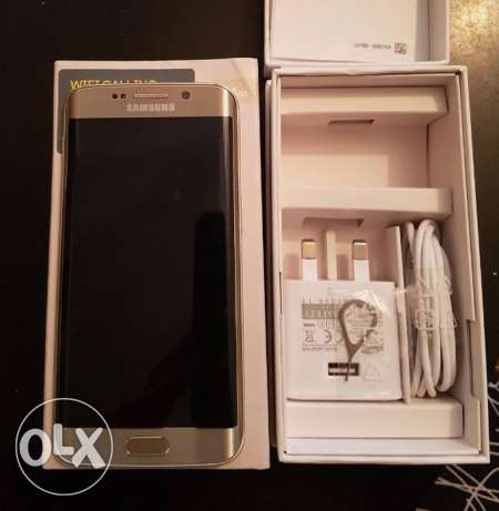 Samsung Galaxy S6 Edge SM-G925F - 64GB for sale