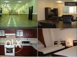 Luxury FF 1-2-3-4 Bedrooms Flats in Bin Mahmoud-Gym-Pool