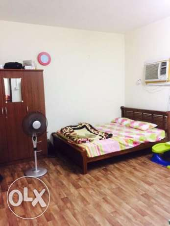 2 Bedroom family flat for rent at Mansoura المنصورة -  1