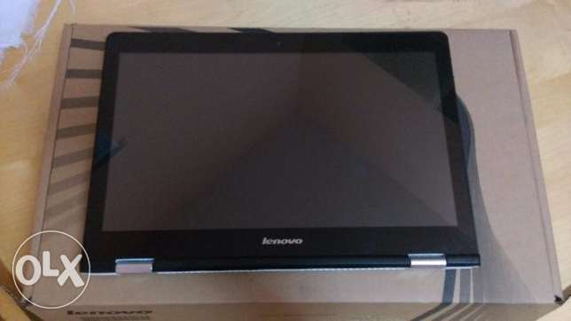 lenova yoga 500 touch screen foldable