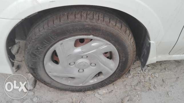 Nissan Sunny tires . Rim for sale