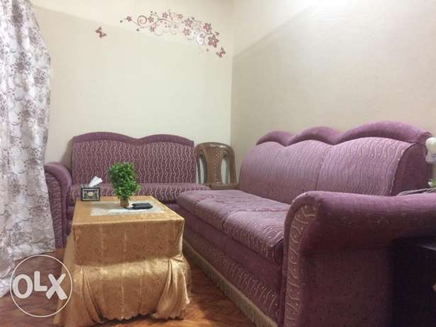 Furnished Family Room for rent for One month at Murra/Al Waab