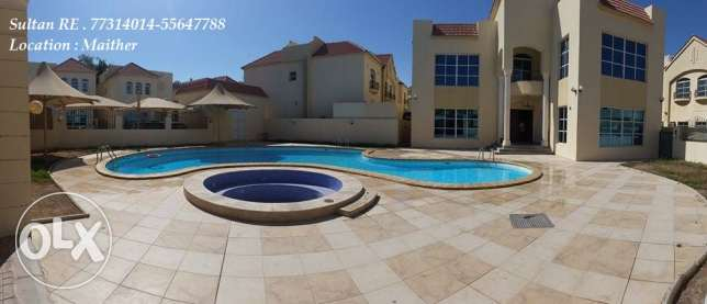 4 bedrooms Compound Villa Muaither فيلا بمعيذر