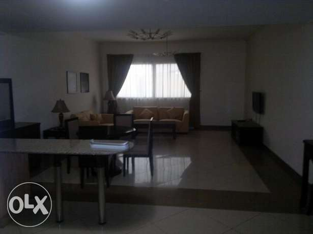 Luxury 1 BR FF Apartment in musharib