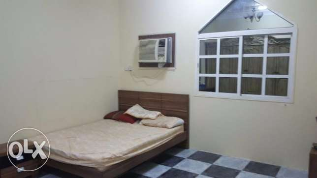Spacious1bhk APARTMENT Stayle of villa in Ainkhaled عين خالد -  4
