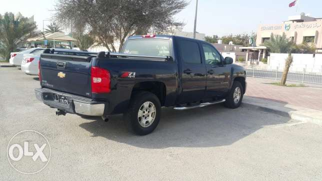 Chevrolet Silverado 2010 LTZ low mileage
