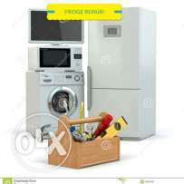 Washing machine and refrigerator repair call me