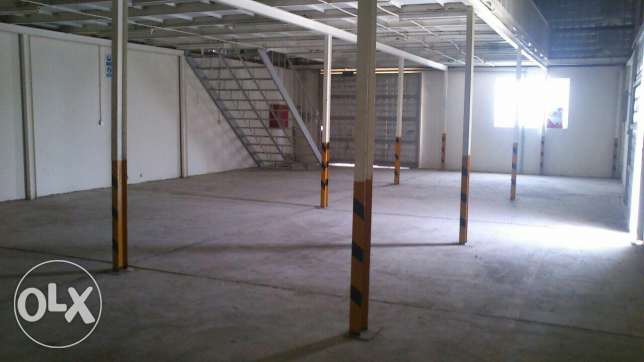 General Store For Rent in Industrial area