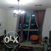 For rent fully furnished 2 bedroom apartment in zig zag tower A