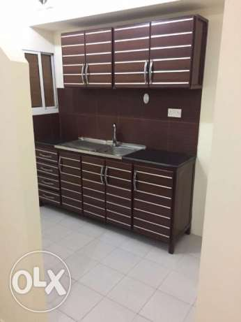 /6000/-Qr.2 Bhk Villa Apartment For Bachelors Mammoura:( Included)/