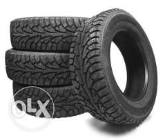 Wanted R18 tires