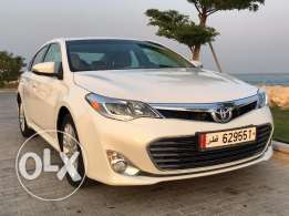 Toyota Avalon Limited 2014 Flawless Condition