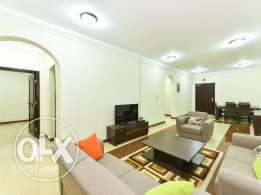 Fully-furnished 2BR Apartment in Bin Omran with Amazing Amenities