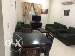 specious 2 bhk Fullyfurnished apartmnt availble at binomran for family
