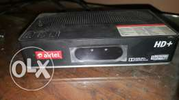 Airtel HD+ set top box reciever